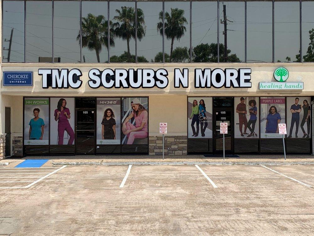 TMC Scrubs N More: 7227 Fannin St, Houston, TX