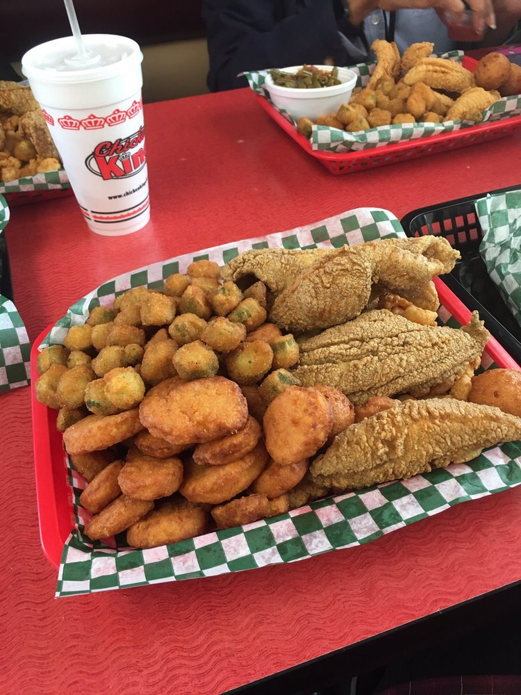 Chicken King: 72-BYPASS, Chester, SC
