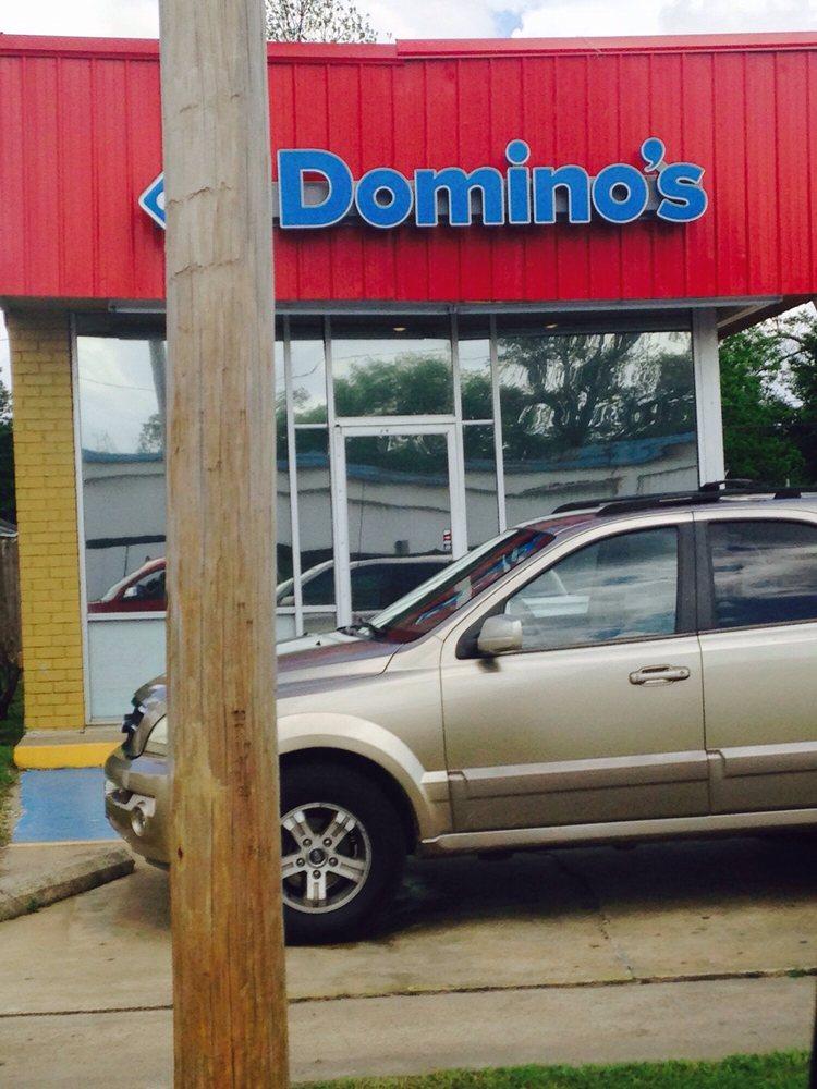 Domino's Pizza: 640 Desoto Ave, Clarksdale, MS