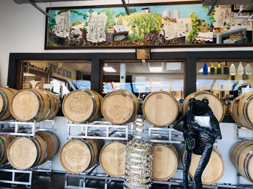 Social Spots from Beachaven Vineyards & Winery