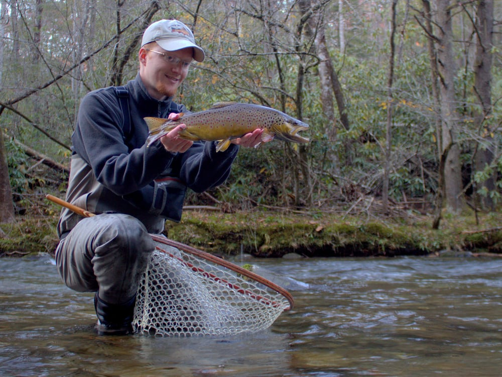 Trout zone anglers get quote fishing crossville tn for Tennessee trout fishing
