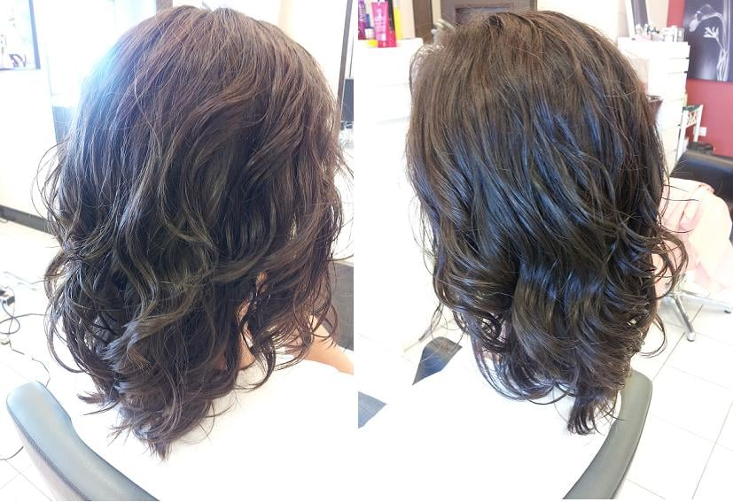 Medium Length Hair Digital Perm Yelp