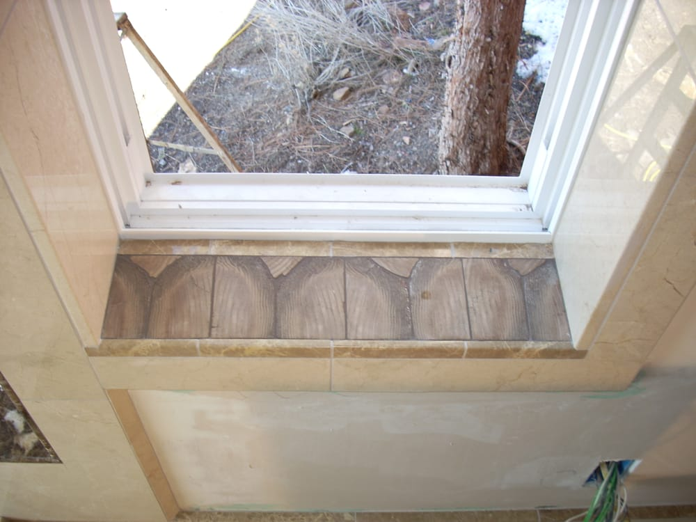petrified wood window sill yelp. Black Bedroom Furniture Sets. Home Design Ideas