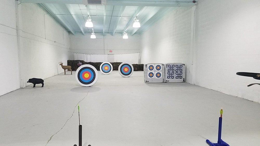 Top Gun Indoor Range: 12015 SW 114th Pl, Miami, FL