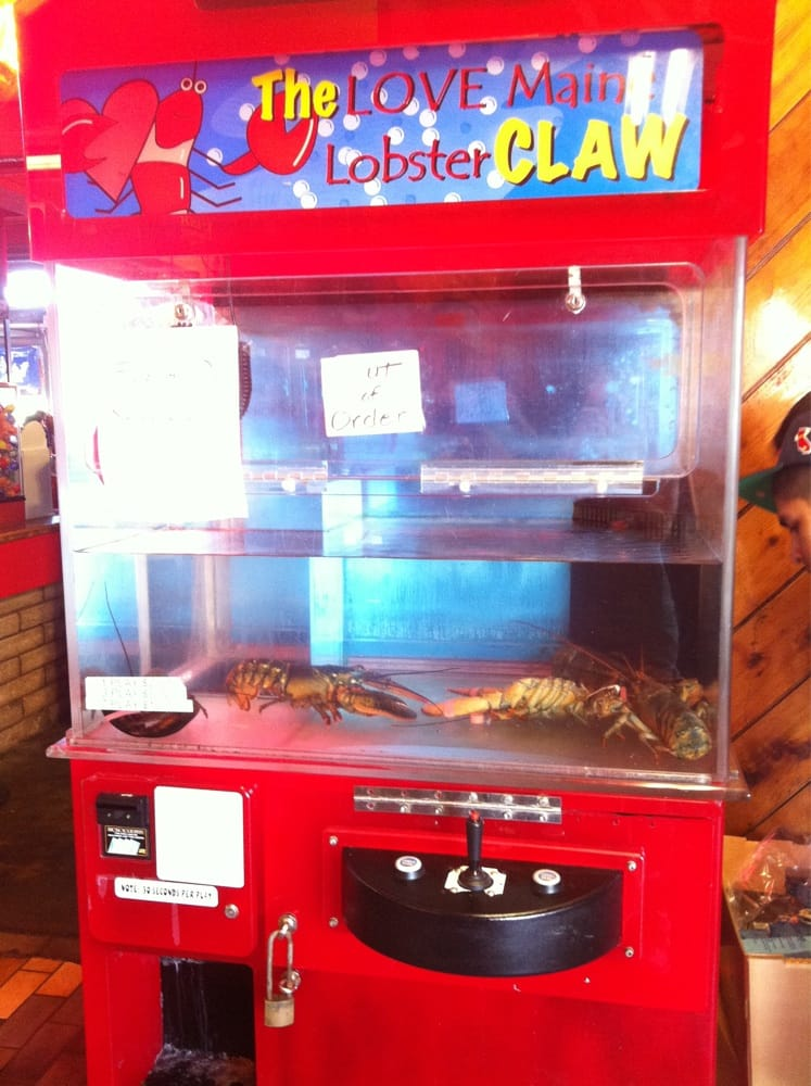 Dead lobster inside won 39 t catch me eating at this place for San pedro fish market and restaurant