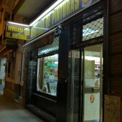 Sevillana De Pinturas Closed Painters Avenida De La Ciudad