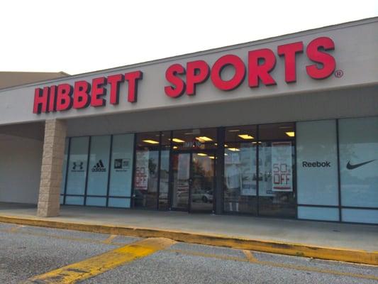 Hibbett Sports - Sports Wear - 6733 103rd St, Westside ...