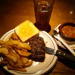 Photo Of The Firehouse Johnson City Tn United States Chopped Steak Dinner