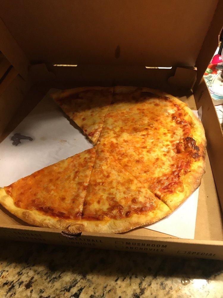 Sal's Pizza: 1 W Washington Ave, Washington, NJ