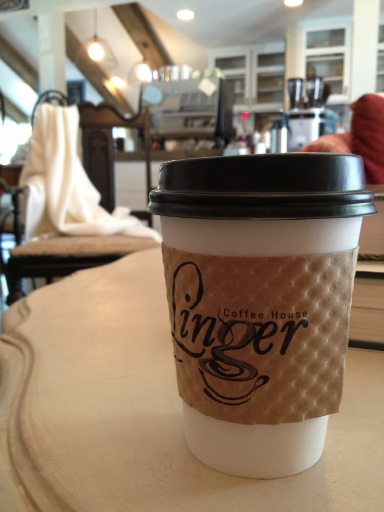 Linger Coffee House CLOSED Coffee & Tea 9431 Spruce St Fish