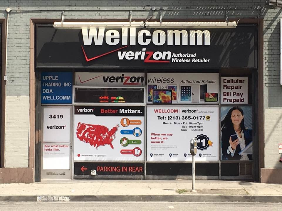 Photo of Wellcomm - Los Angeles, CA, United States. Store front