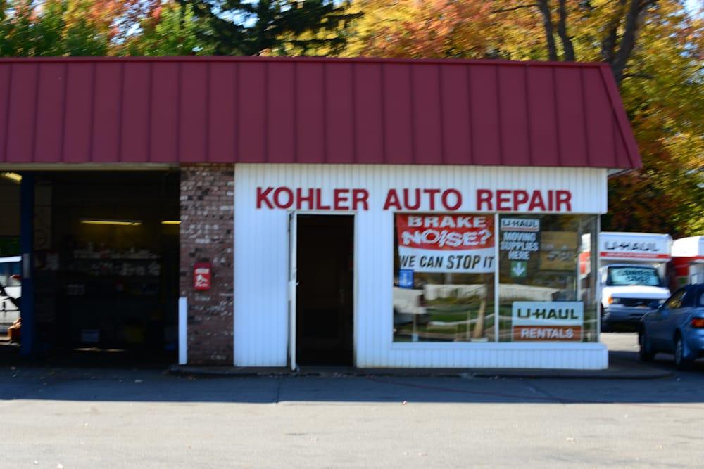 Kohler's Automotive Service