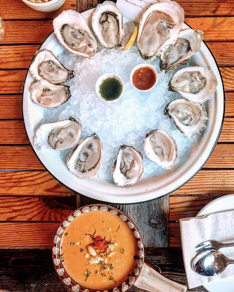 Seabear Oyster Bar: 297 Prince Ave, Athens, GA