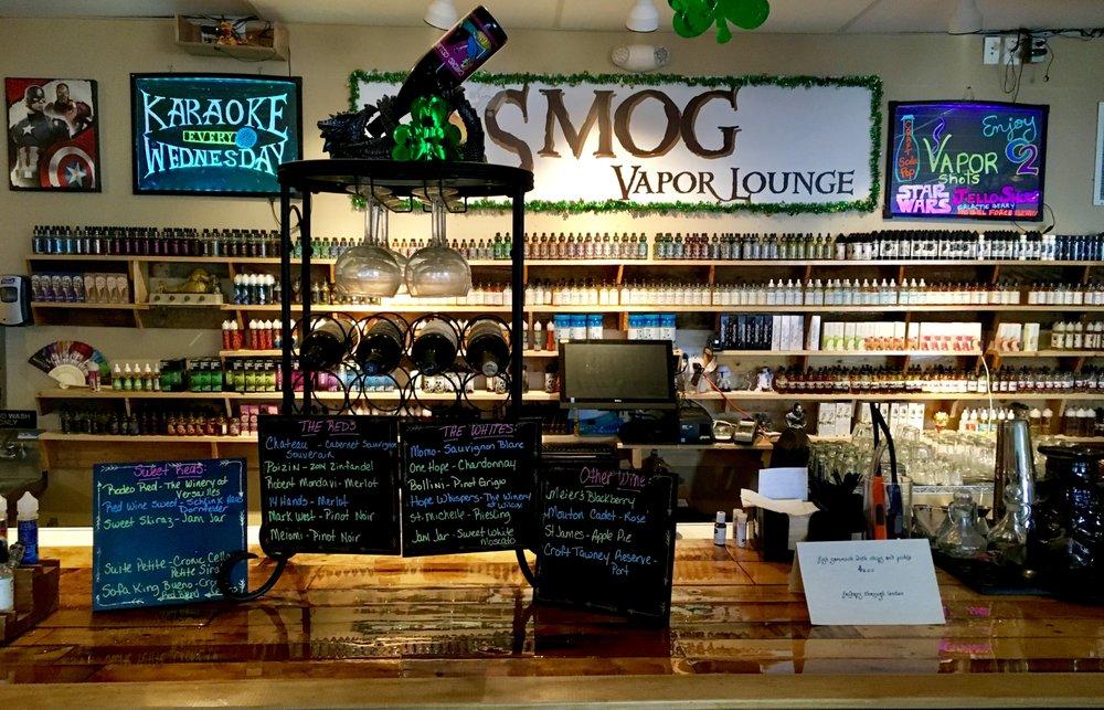 Good Smog Vapor Lounge: 3810 Dayton Xenia Rd, Beavercreek, OH