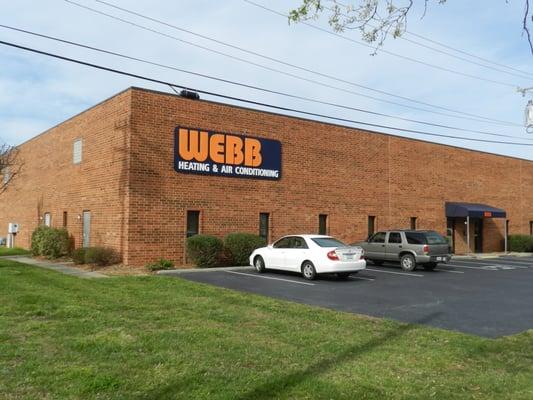 Webb Air Ventilator : Webb heating air conditioning värme ventilation
