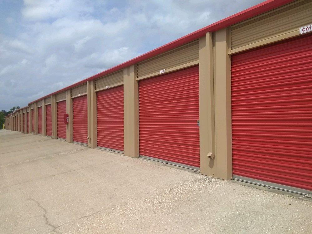 Storage Plus of Livingston: 4414 US Hwy 190 W, Livingston, TX