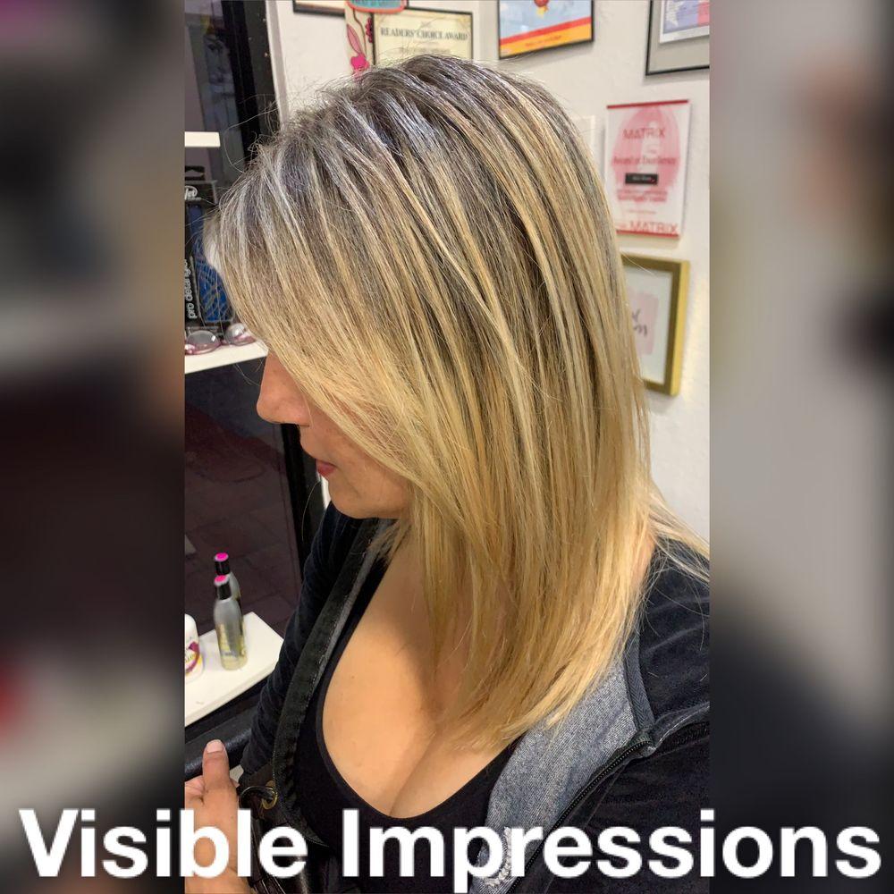 Visible Impressions Hair Studio: 1805 Ruben M Torres Blvd, Brownsville, TX