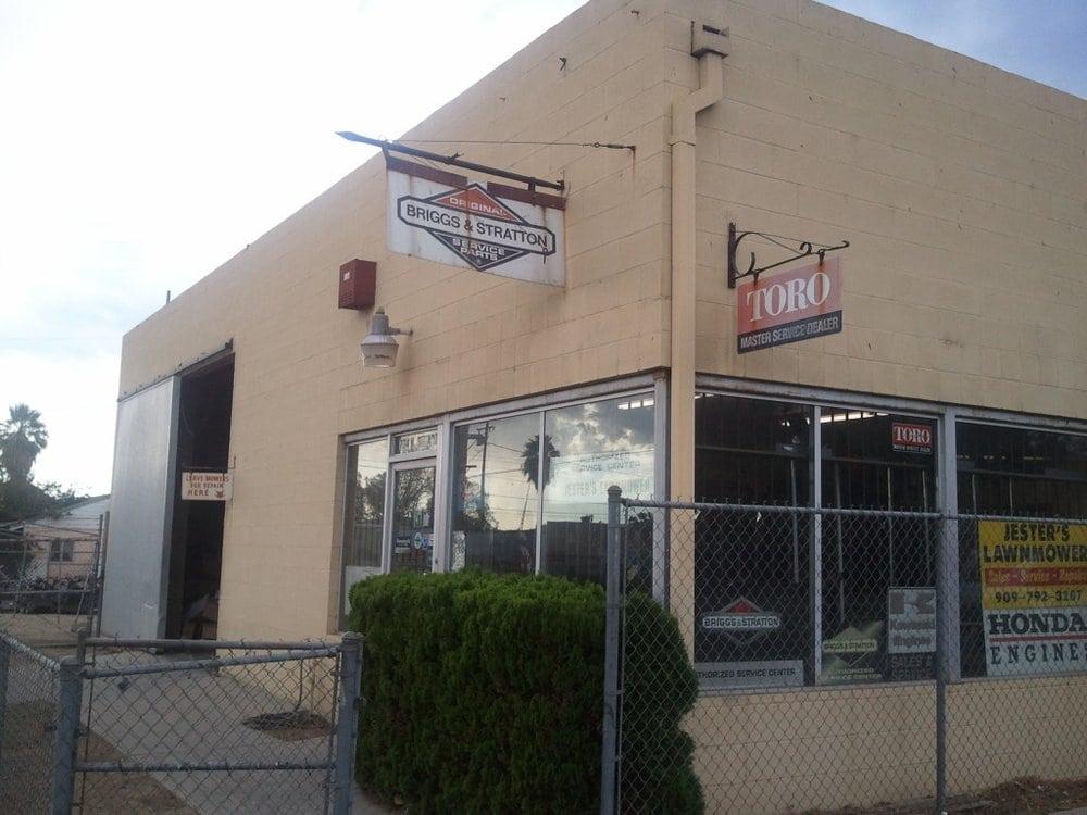 Jester's Lawn Mowers: 704 W Stuart Ave, Redlands, CA