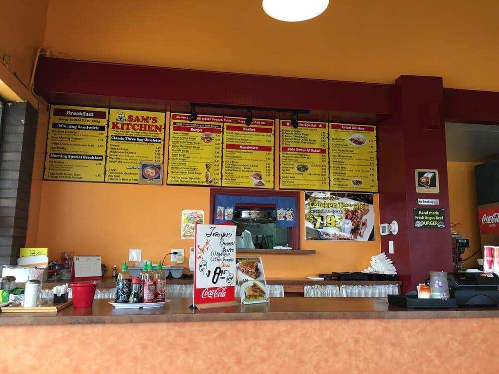 Sam's Kitchen: 3411 C St NE, Auburn, WA