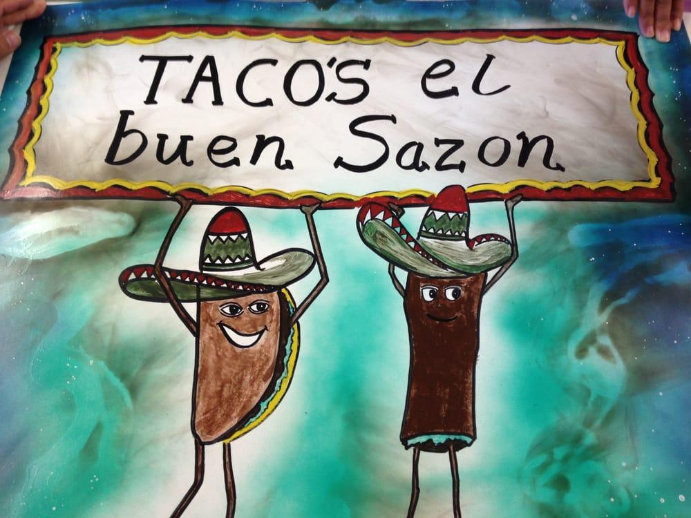 Tacos El Buen Sazon: 1490 S 8th E, Riverton, WY