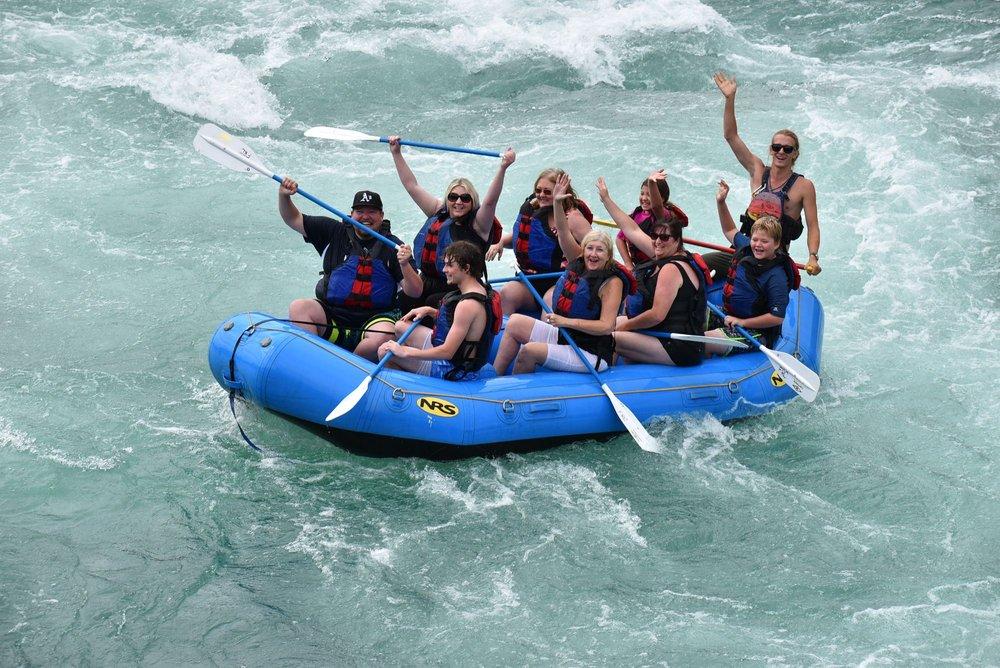 Flathead Raft Company: Highway 93, Polson, MT