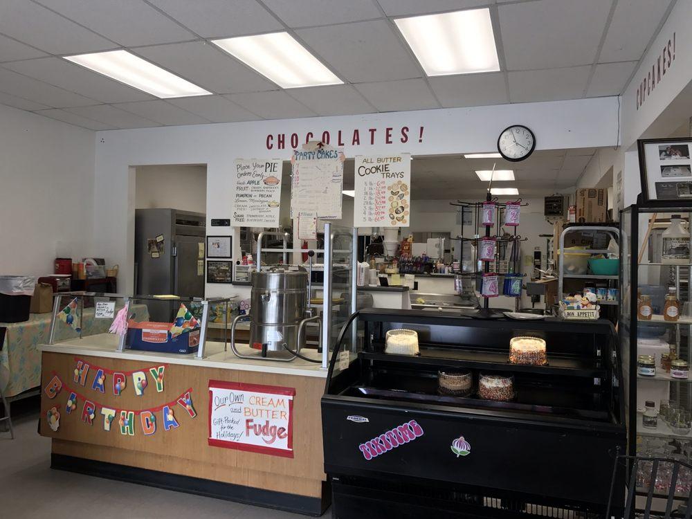 Rambach's Bakery & Fudge: 65 S Peru St, Plattsburgh, NY