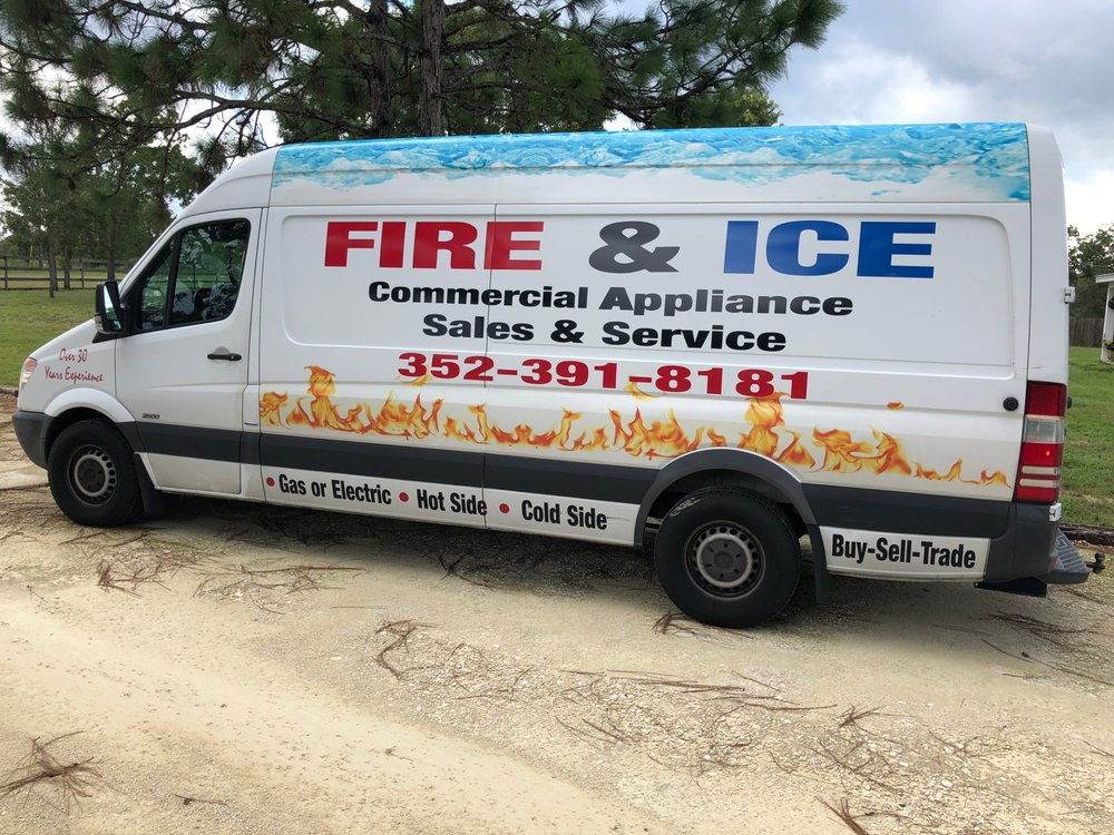 Fire & Ice Sales and Service: 16195 SE 113th St Rd, Ocklawaha, FL
