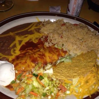 Photo Of El Sarape Mexican Restaurant Tumwater Wa United States En Enchilada