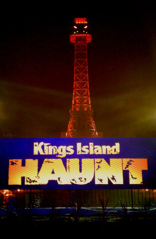 Kings Island Halloween Haunt Application