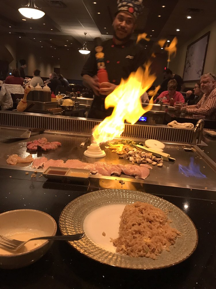 Sapporo Steak House Indianapolis: 5946 E 86th St, Indianapolis, IN