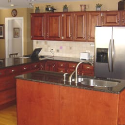 Photo Of Nu Look Kitchens   Lindenhurst, IL, United States. Cabinet Refacing