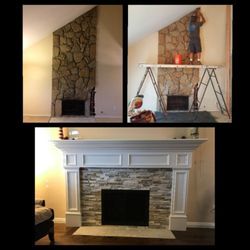 Photo Of Oc Fireplace Pro S Orange County Ca United States Before After Remodel
