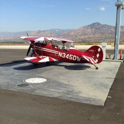 Redlands airport flight school