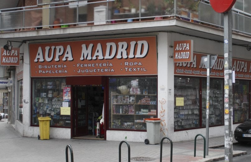 Aupa Madrid