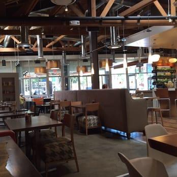 Photo Of Lyfe Kitchen Culver City Ca United States Plenty Seating