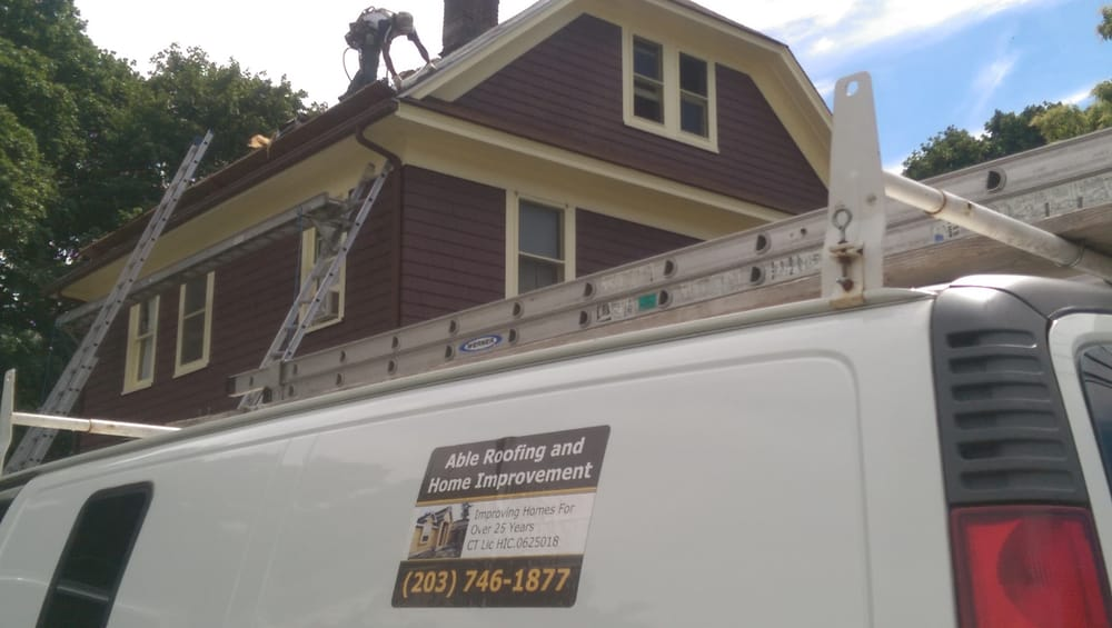 Able Roofing   Roofing   Ridgefield, CT   Phone Number   Yelp