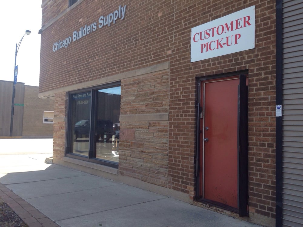 Chicago Builders Supply Inc Building Supplies 1651 N