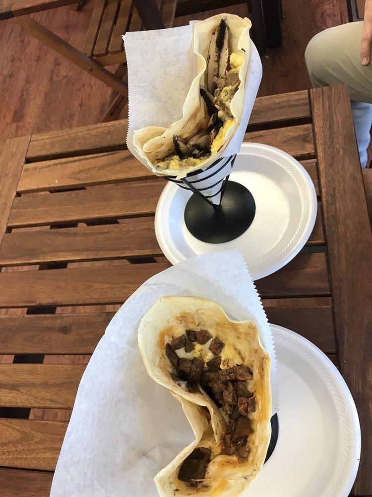 The Crepe Chef Coffebar - Miami Crepes: 119 Tamiami Trl, Port Charlotte, FL