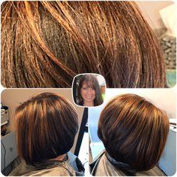 Elva chesnik 51 photos hair stylists 2116 gulf gate dr photo of elva chesnik sarasota fl united states dark brown and cinnamon pmusecretfo Images