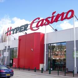 Casino Hardricourt