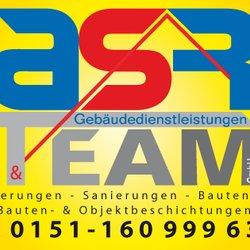 A S R Team Angebot Erhalten Bauunternehmen Im Gewerbegebiet