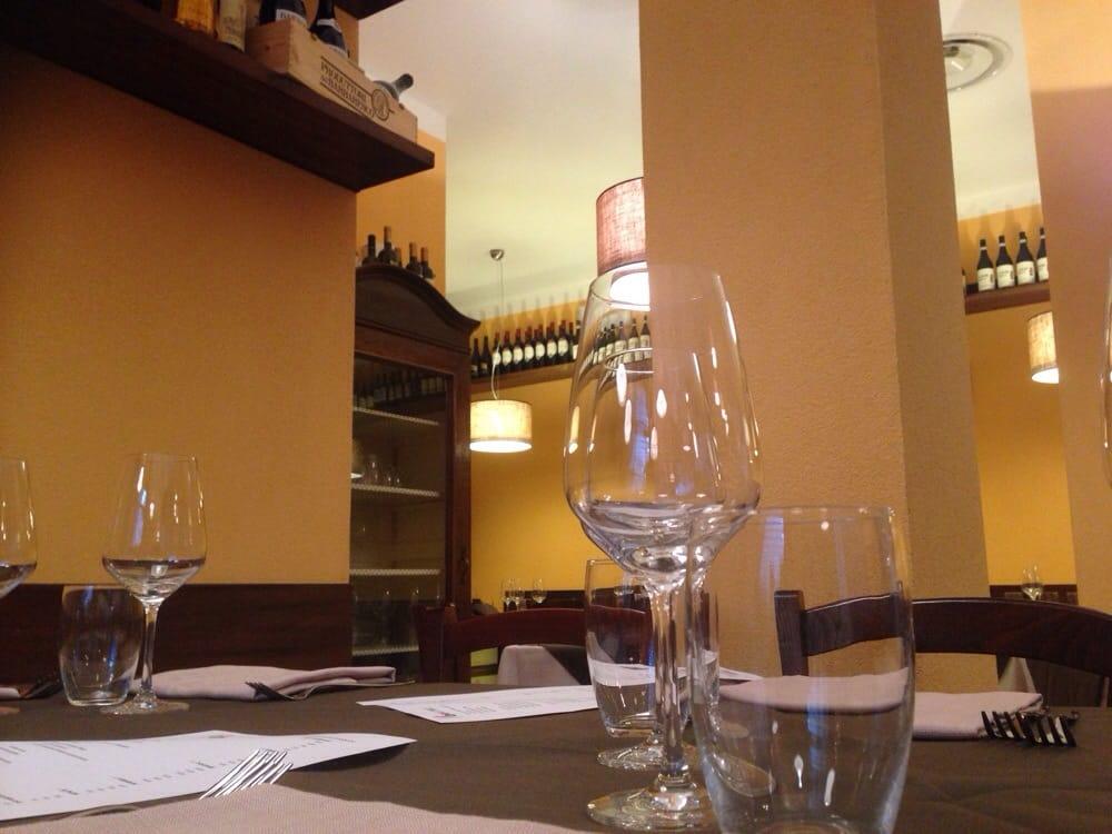 Baccomatto cucina italiana corso de stefanis 28r for Cucina arredi genova corso perrone