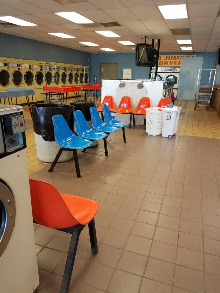 Clean 1 Coin Laundry: 902 S Pine St, Spartanburg, SC