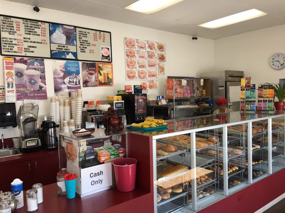 Vermont Donuts: 11405 S Vermont Ave, Los Angeles, CA