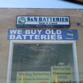 Car Batteries Bakersfield Ca