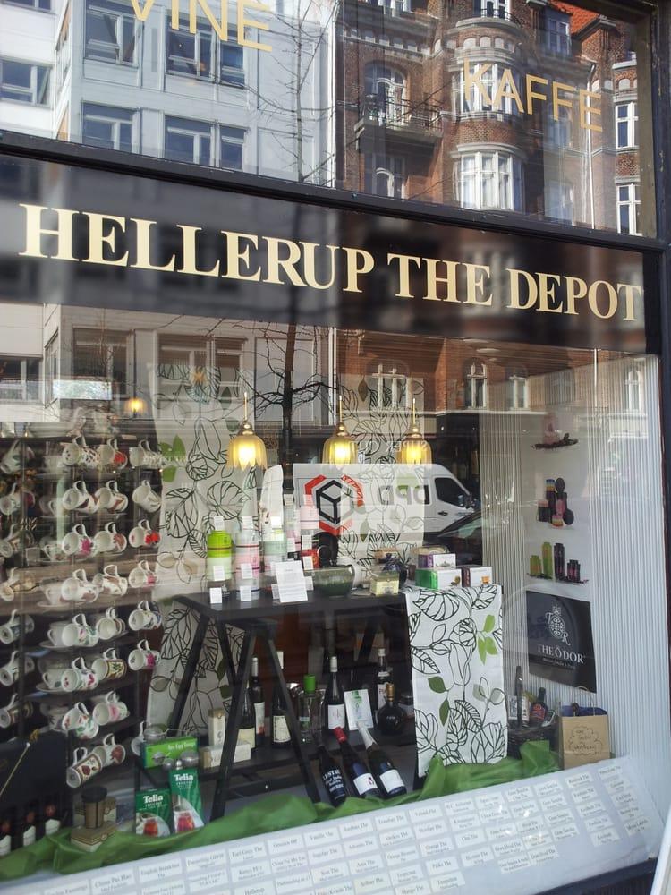 Hellerup The Depot Desserter Strandvejen 175 Hellerup