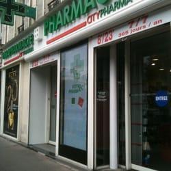 Resultado de imagen para Pharmacie Citypharma - Place de la Nation