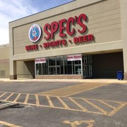 specs liquor store    reviews beer wine spirits   rector dr san