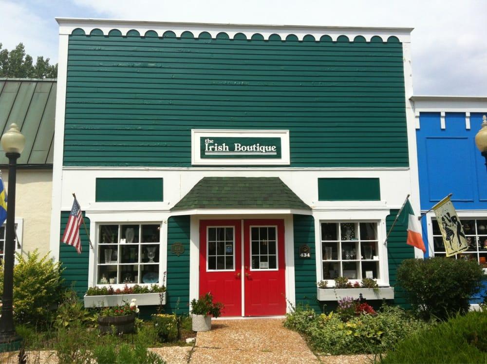 Irish Boutique: 224 Robert Parker Coffin Rd, Long Grove, IL