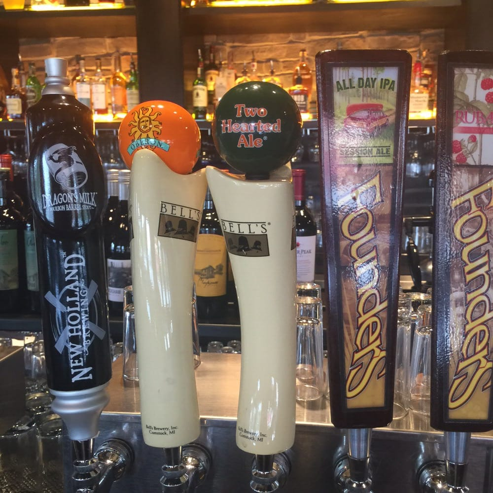 Local Bar And Kitchen: 10 Local And Seasonal Beer On Tap!